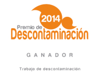 premio descontaminación amianto 2014