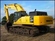 Excavadora Cadenas 45-35 TN Komatsu PC 400
