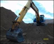 Excavadora cadenas KOMATSU PC-450-6K