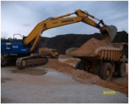 Excavadora cadenas Komatsu PC 450-7K