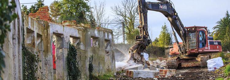 demolicion instalaciones industriales