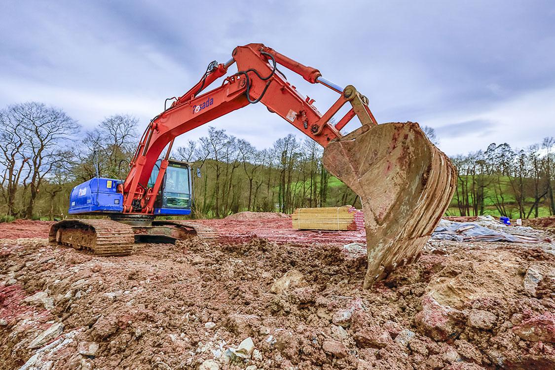 movimiento de tierras construcción