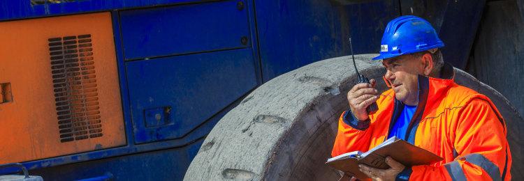 operador minero