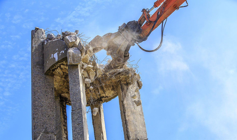 demolición instalaciones industriales