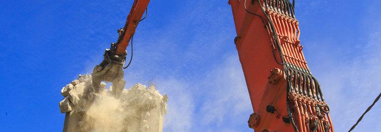 demoliciones edificios civiles