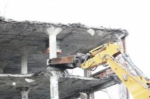 Demolición mecánica empresas
