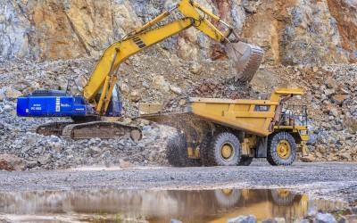 Desmantelamiento pozos mineros - Residuos amianto