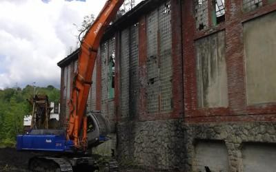 Empresa de demolición
