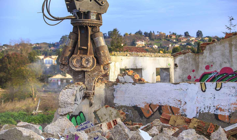 Reutilización de residuos de la construcción y demolición