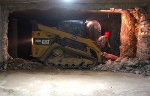 excavación edificio primera visión Lima Perú