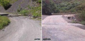 obra de paso Parana Asturias