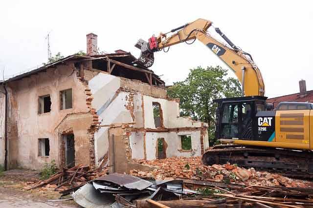 demolicion tecnica