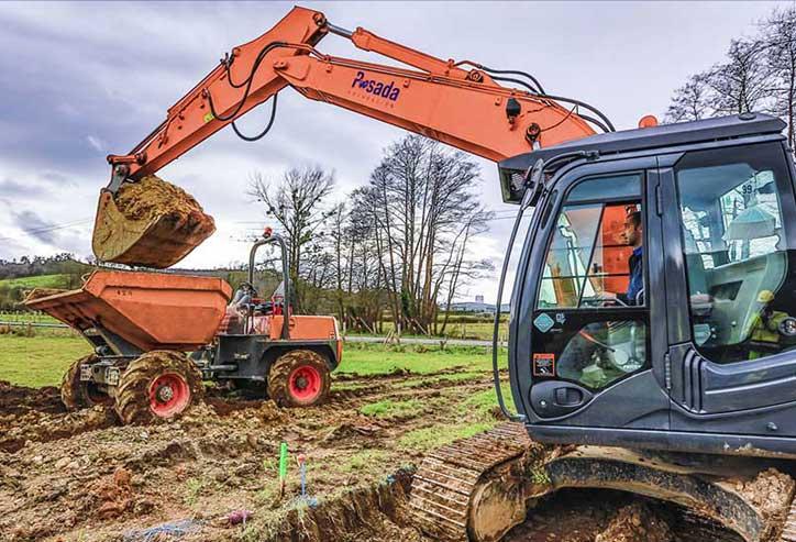 empresas de excavaciones