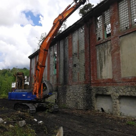 retirada de uralita en Asturias