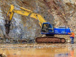 Excavadora Komatsu PC 450