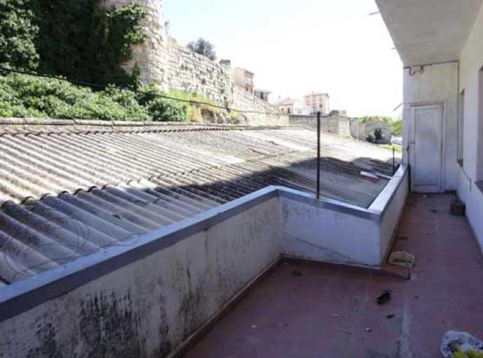 demolicion edificio amianto Zamora