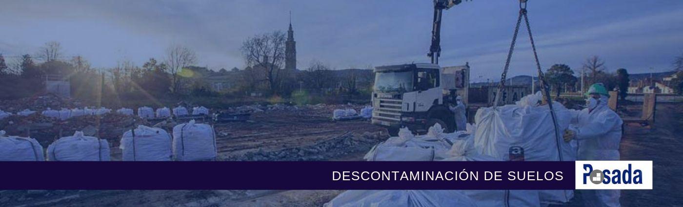 descontaminacion de suelos