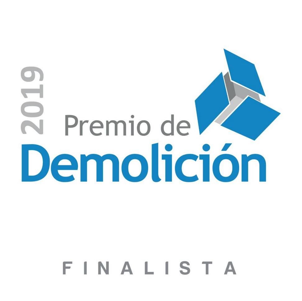 Premios Demolición 2019